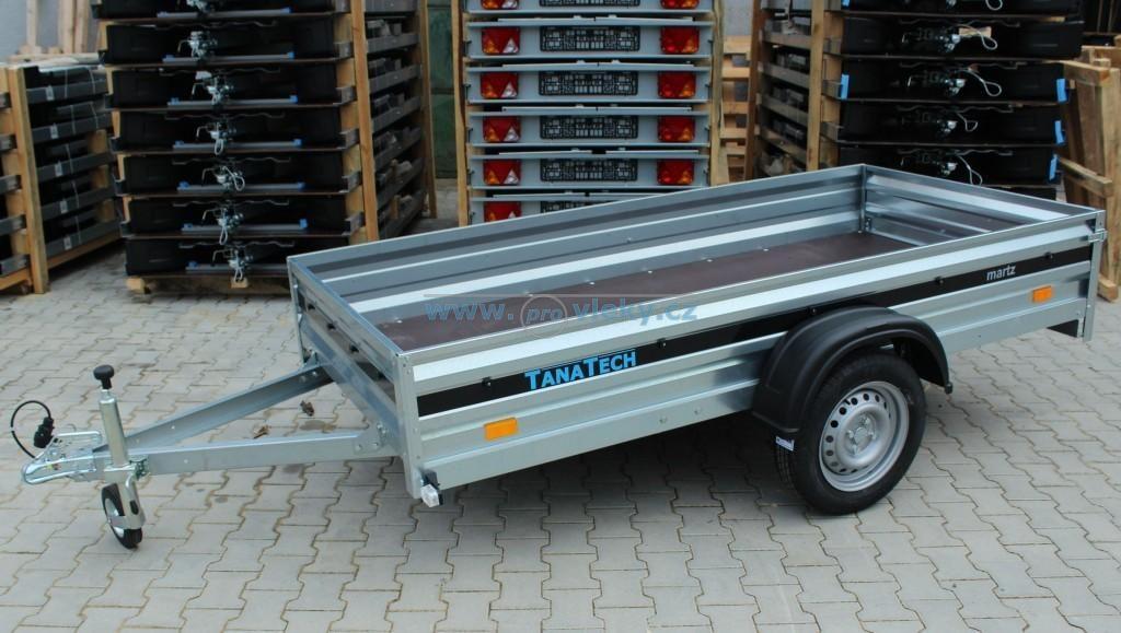 TVZ 750KG 1-OSA